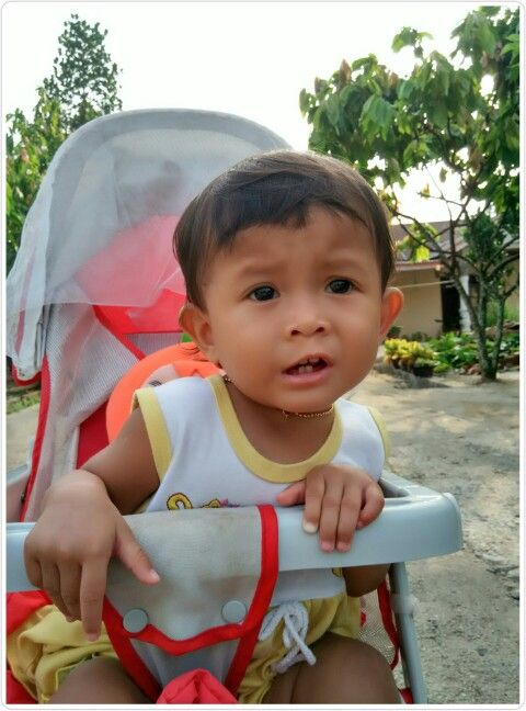 My lovely nephew