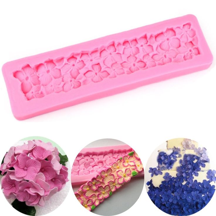 Cheap cake decorating, Buy Quality flowers fondant directly from China fondant cake mold Suppliers:  Specifications:Product Name: Silicone Flower Cake Fondant MoldMaterial: SiliconeColor: RandomSize: (L)X(W)X(