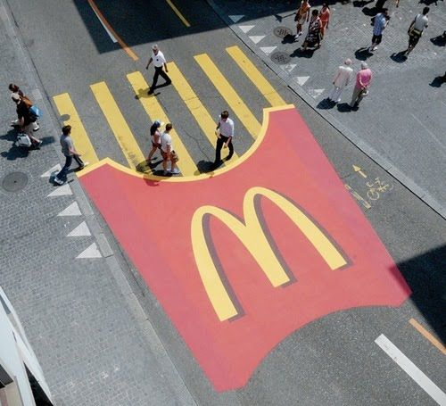 #advertisement #mcdonald