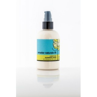Whistler Naturals Vegan Skin Care - Carrot Soy Cleansing Lotion