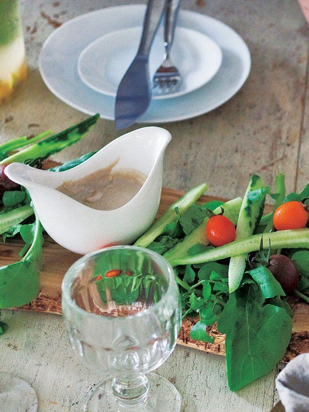【ELLE a table】簡単バーニャカウダソースレシピ エル・オンライン