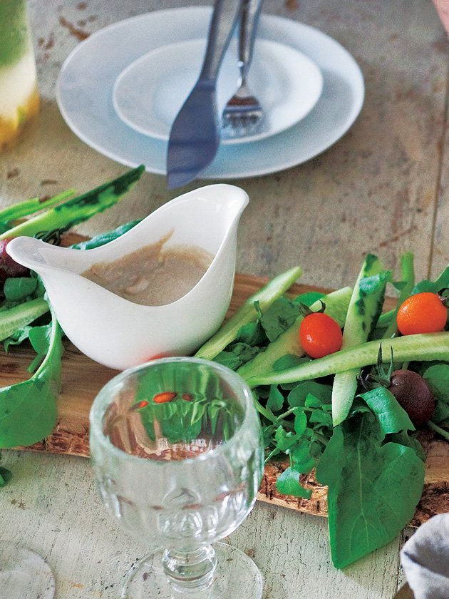 【ELLE a table】簡単バーニャカウダソースレシピ|エル・オンライン