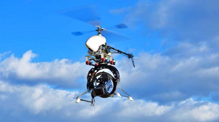 Aerial photo-shooting platform!