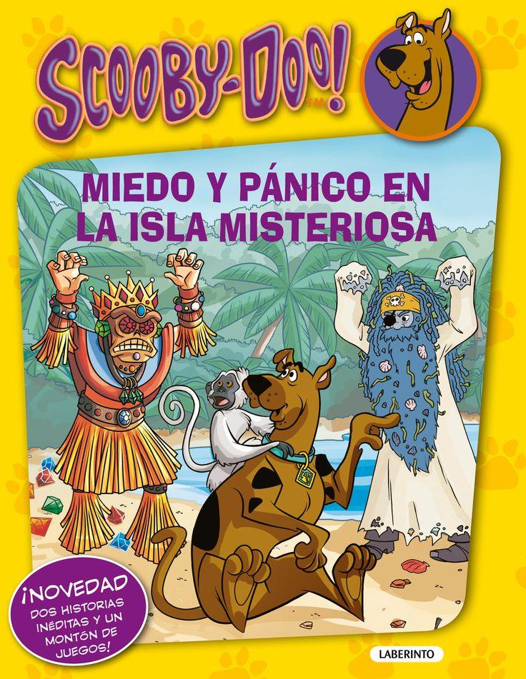 Scooby.Doo. Miedo y pánico en la isla misteriosa. 9788484837442