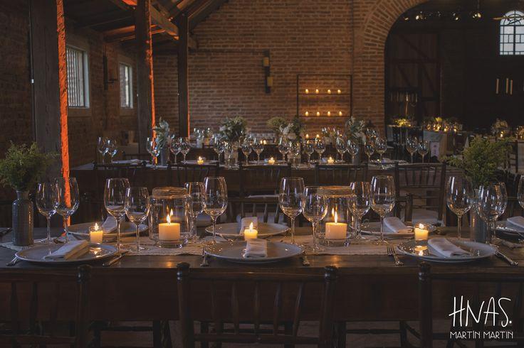 Estancia Santo Domingo, Lobos - casamiento - boda - ambientación - wedding - decorwedding - campo - caballerizas centro de mesa, centerpiece