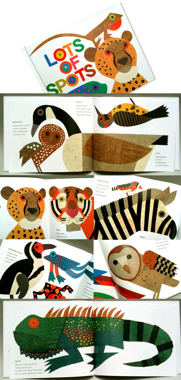 Lots of Spots by Lois Ehlert. Perfect for Kindergarten for International Dot Day!