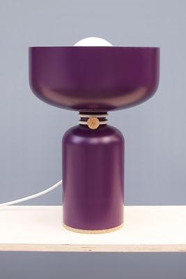 Lukas Peet lamp.