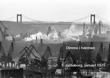 Dimma i hamnen