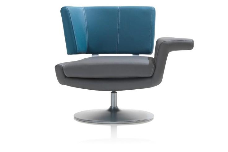 Kalmaris, work- & lounge draaifauteuil