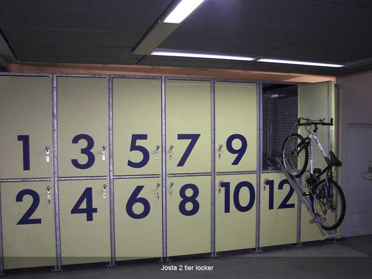 Bike Lockers Idea For The Hub Home Pinterest
