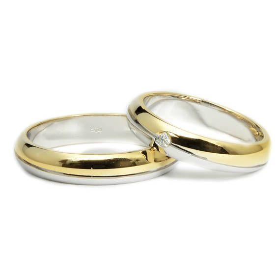 Fedi matrimoniali fedi personalizzate fedi nuziali oro rosa