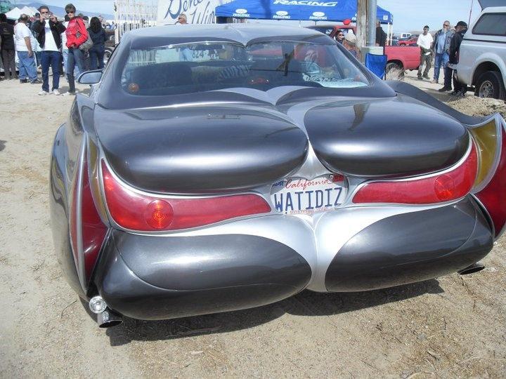 Butt Car 118