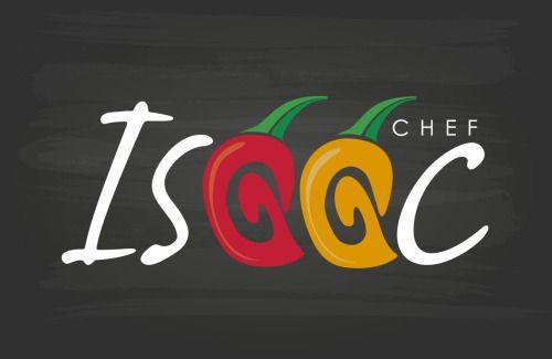Logo Personal Isaac Chef