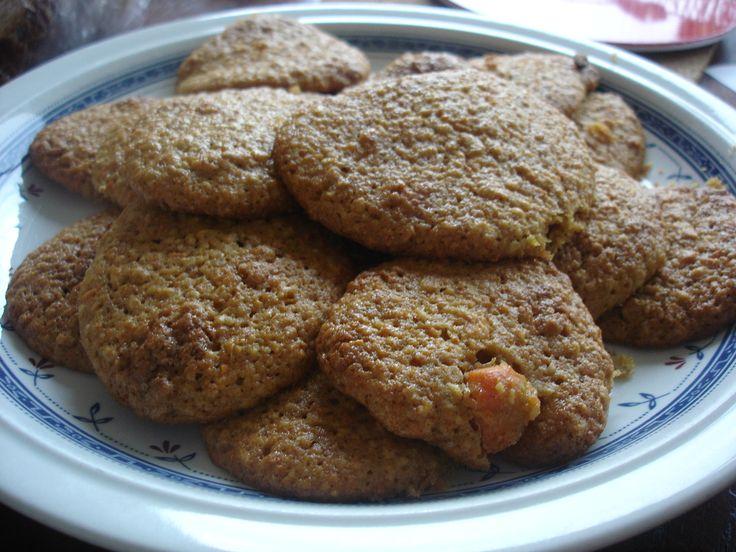 Hup Holland Hup! Heerlijke oranje koekjes :-)