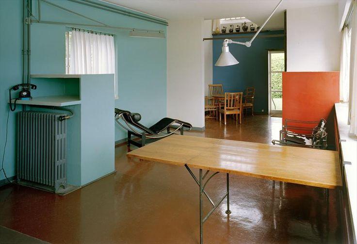 Fondation Le Corbusier - Villa Le Lac - Visite de la villa Le Lac                                                                                                                                                                                 Plus