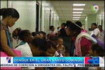Cientos De Pacientes En Los Centros De Salud Con Síntomas De Dengue En Santo Domingo #Video