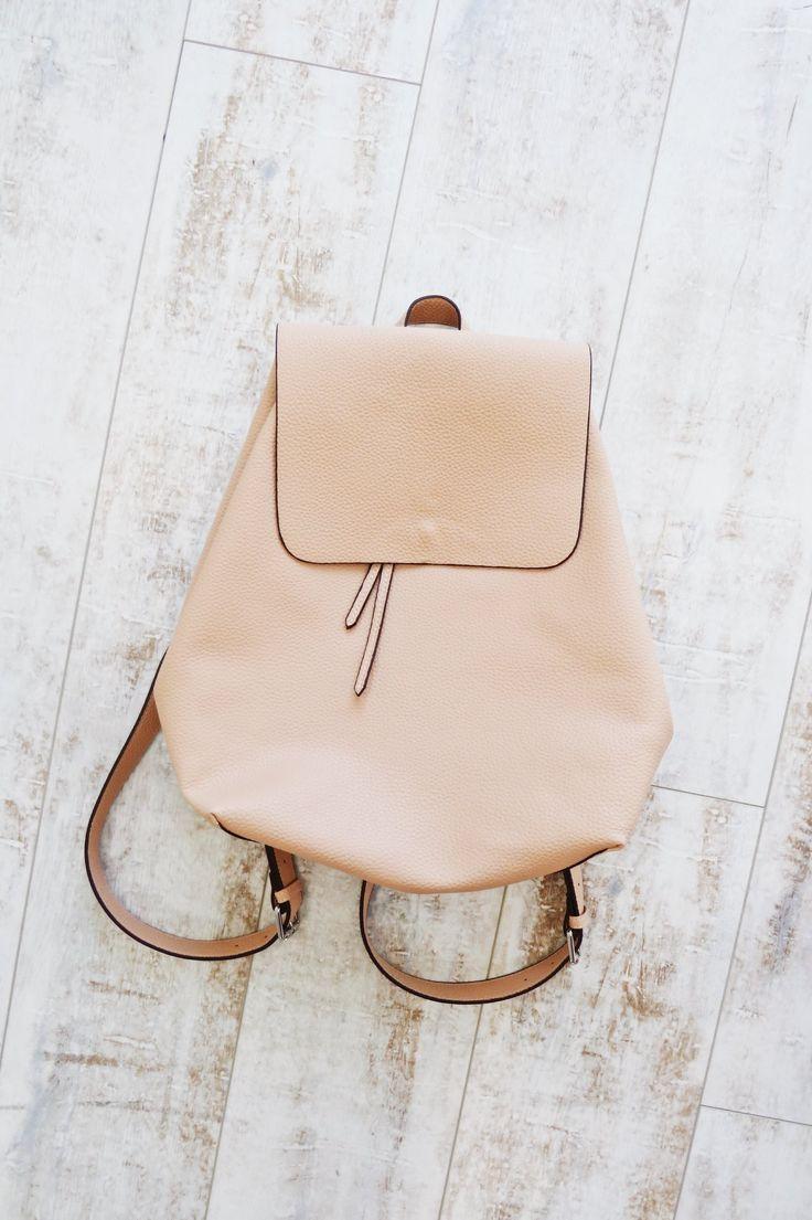 Nude Backpack | ROOLEE