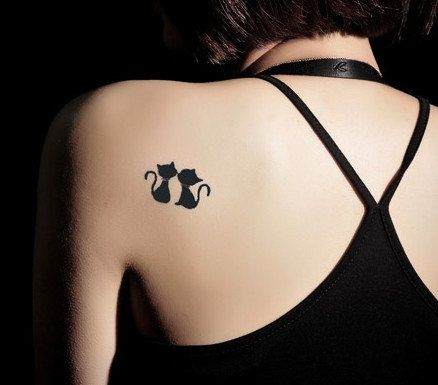 Hey, I found this really awesome Etsy listing at http://www.etsy.com/listing/156329478/lovely-black-cat-tattoo-temporary-tattoo