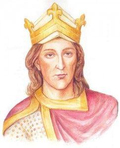 Vratislav II., český kníže, od roku 1085 1. český král