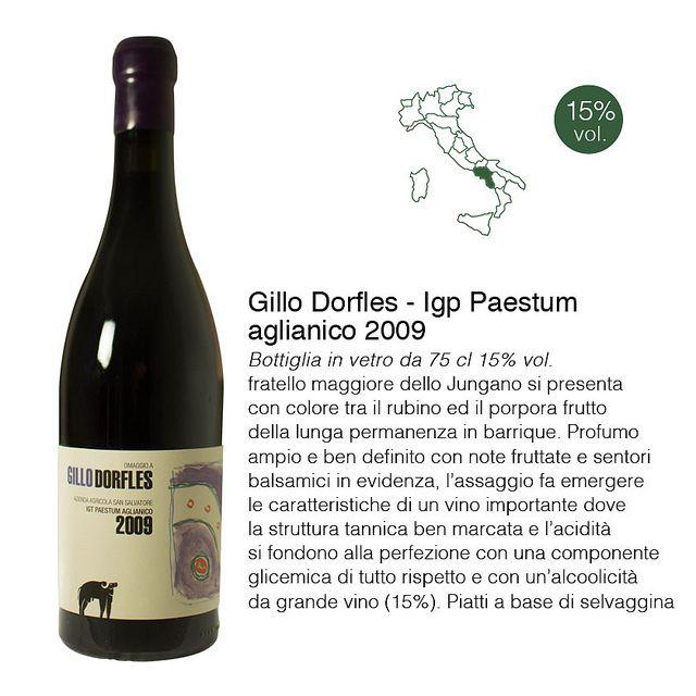 Gillo Dorfles Aglianico