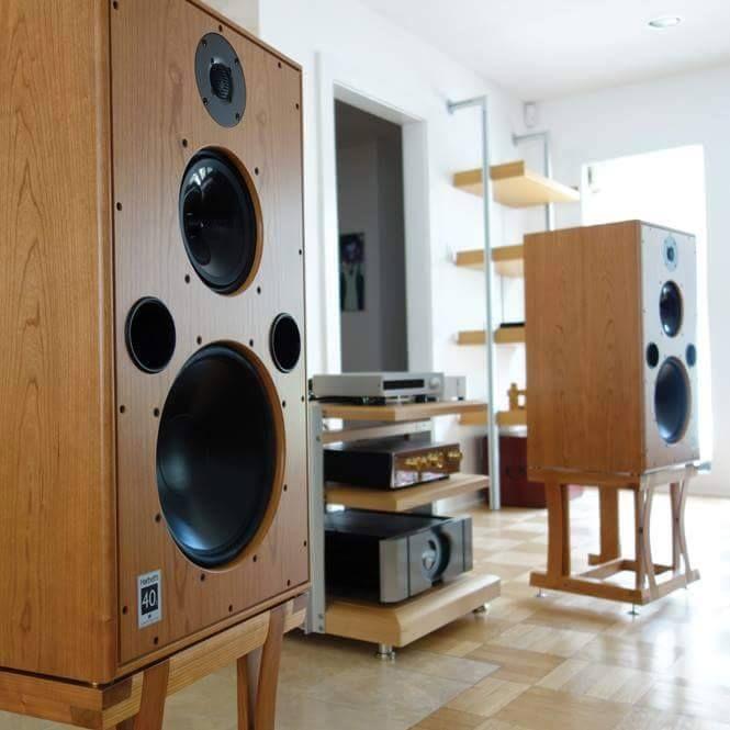 II/ Fotos de sistemas de audio de todo tipo / Pictures of Audio Settings…