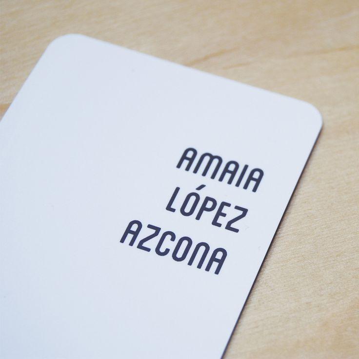 Amaia López I Identidad Corporativa