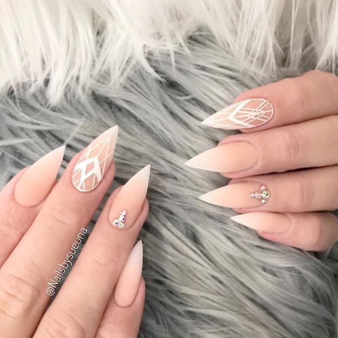 Beste Stiletto Nails Designs, Ideen, Tipps, für Sie – Nail Art and Designs