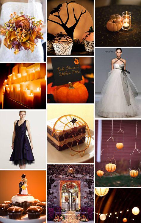 halloween inspiration halloween wedding decorationshalloween - Halloween Wedding Decor