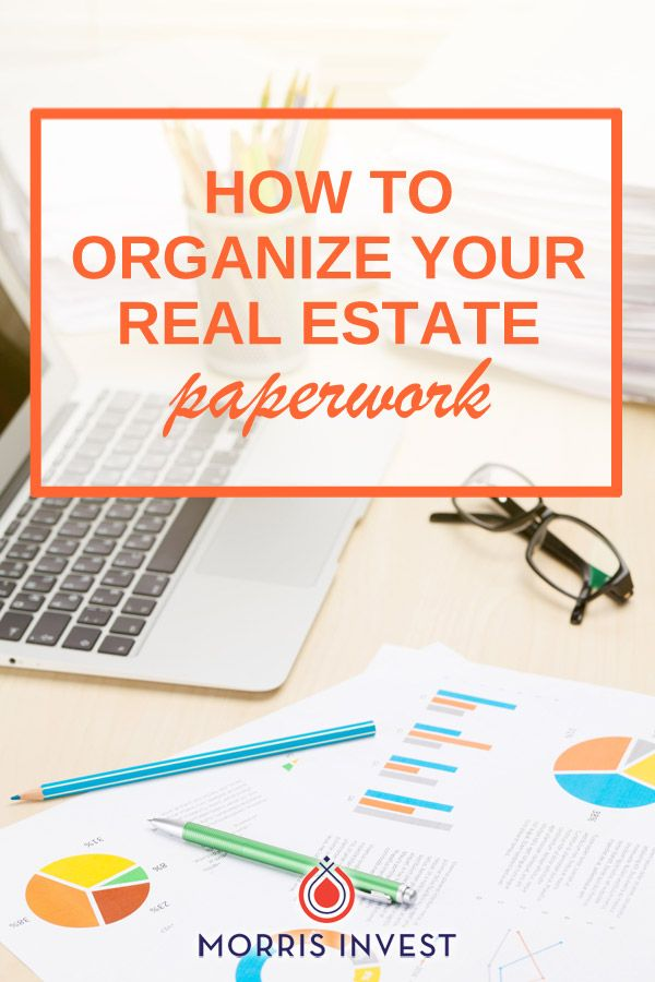 An overview of how to organize real estate documents, both digitally and offline. Favorite methods and apps, and some tips you can use to get organized in 2017.