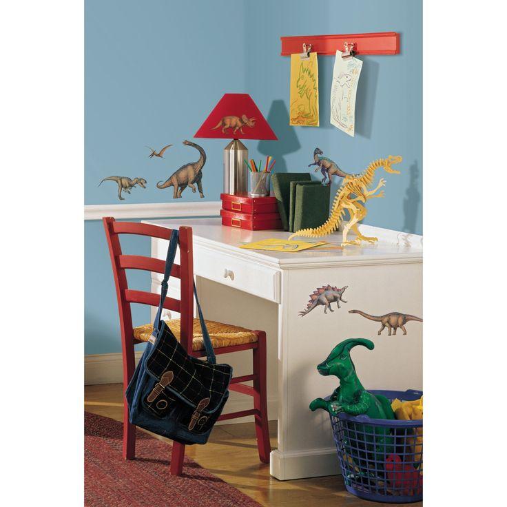 Dinosaurs Peel & Stick Appliques - RMK1043SCS