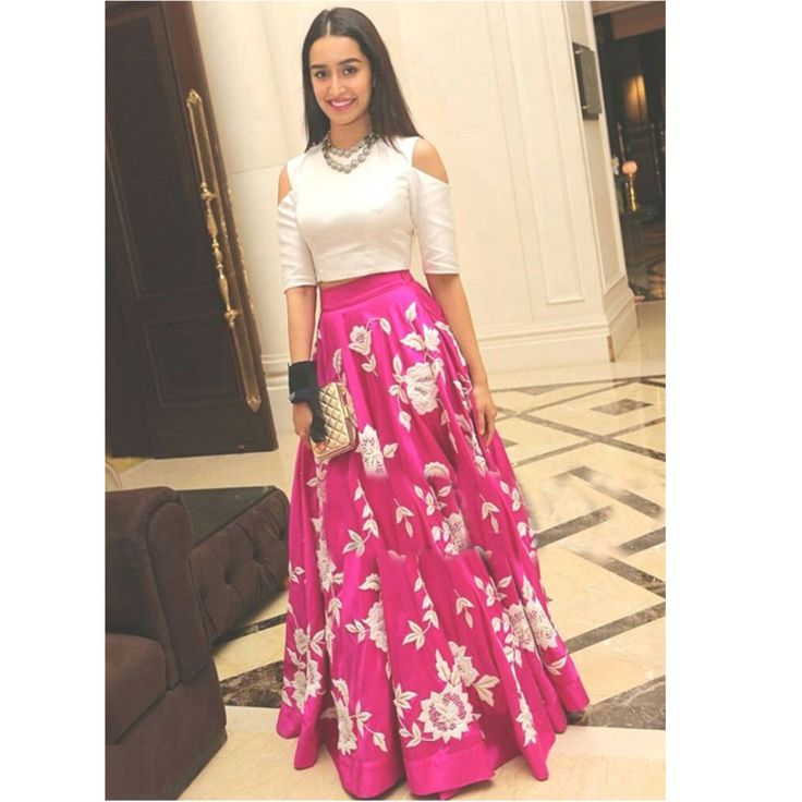 Piramalls New Georgette Embroidered Salwar Suit