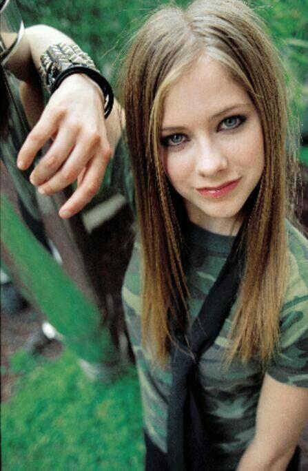 Avril Lavigne ingenue