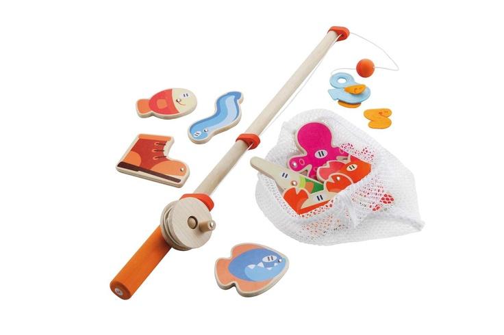 Set Fisherman -  awesome fishing set for kids.