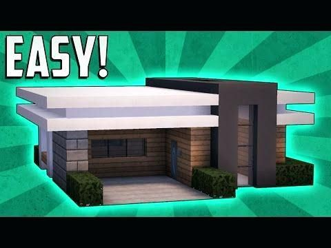 Minecraft House Plans Cool Modern Houses Blueprints