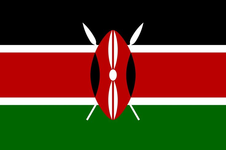 BANDIERA KENYA   Since today is Flag Day, What is your favorite Flag?