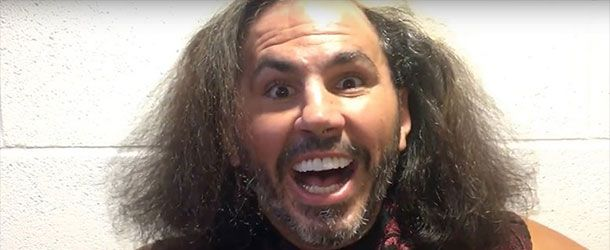 "As seen at Friday's ROH Final Battle event, ""Broken"" Matt Hardy appeared on the big screen and announced that The Young Bucks would face Jeff and himself at a future Ring of Honor date. In regards to Matt being cleared…"