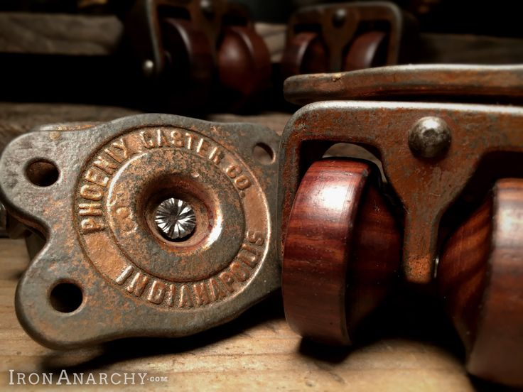 34 best Antique Furniture Casters images on Pinterest