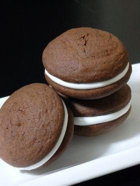 「米粉のウーピーパイ」dododoala | お菓子・パンのレシピや作り方【corecle*コレクル】