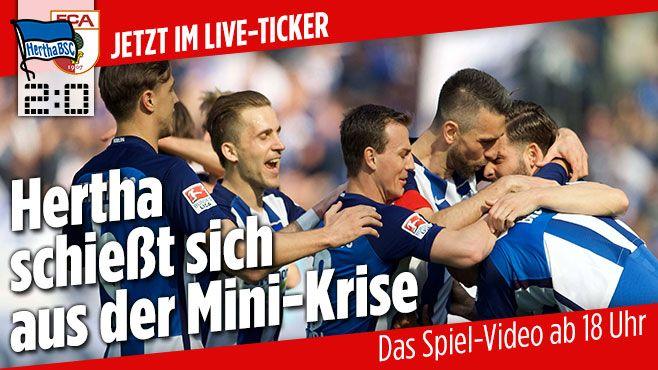 Bundesliga Live-Ticker