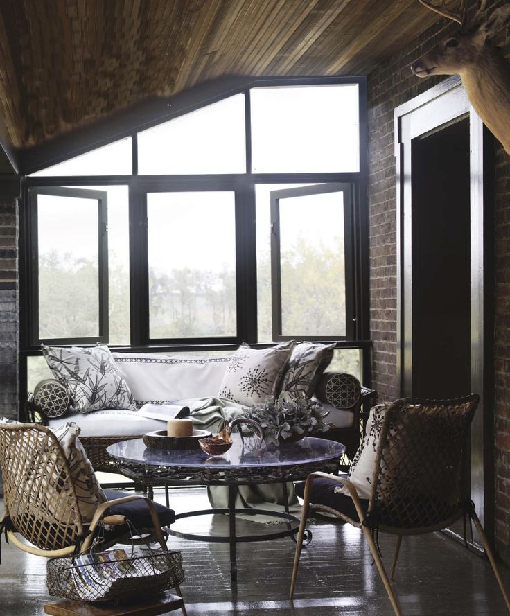 Veranda - Love the glass - Windows