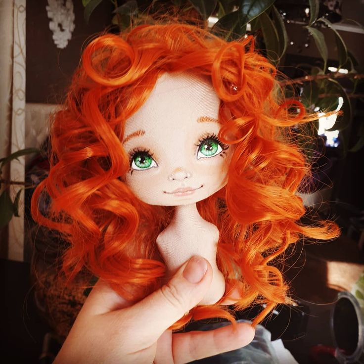 Еще один рыжик  #кукла #куколка #подарок #ручнаяработа #творчество #куклаизткани #dolls #artdoll #textilldoll #toys #handmade #handmadedolls #cute #куклапофото #кукларучнойработы