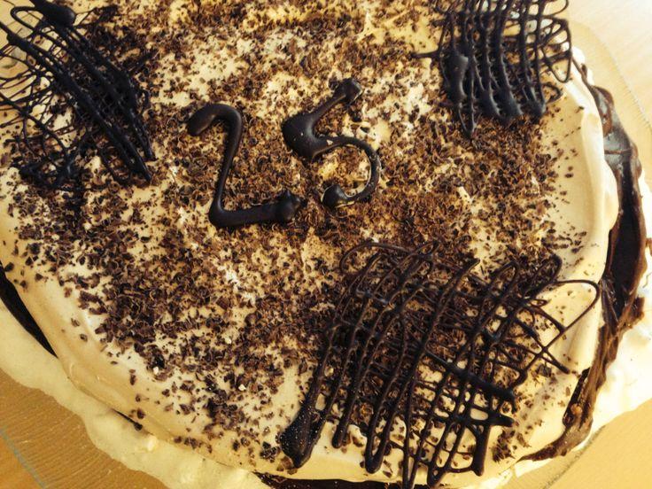 Maräng och Pollytårta