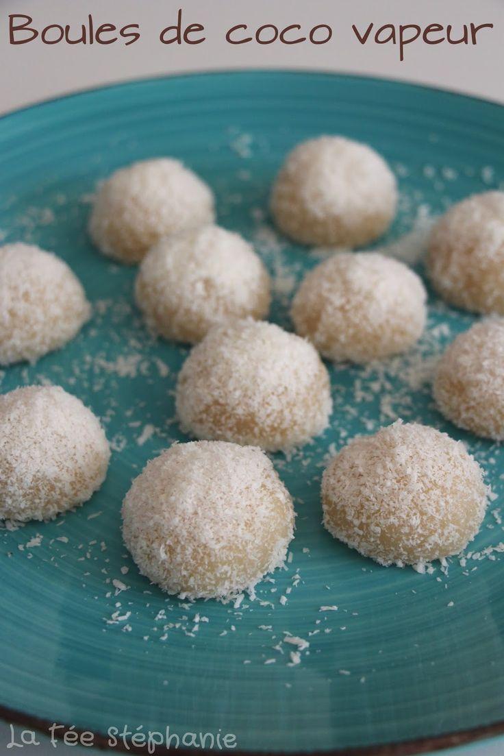 Gateau perle de coco