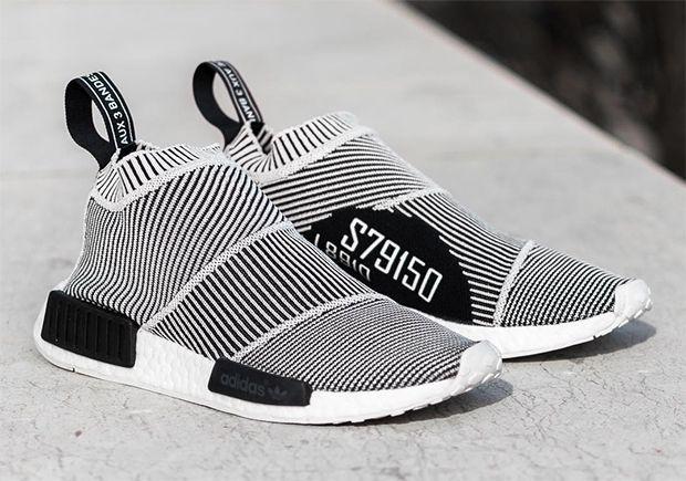 adidas nmd cs1 white black