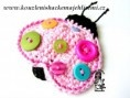 Vendula :-)Beautiful Colors, Tejidos Especiales, Lil Things, Vendula Maderska, Sweets Lil, Crochet Sweets, Love Things, Wall Hook