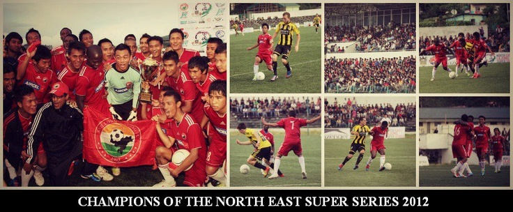NE Super Series 2012. Wellington Phoenix FC India Tour!