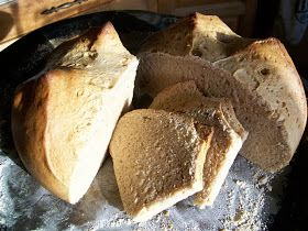 Quirky Cooking: Quick Yeast-Free Spelt Bread