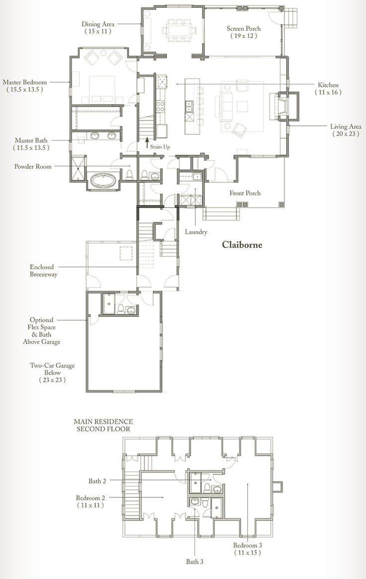 137 Best House Plans Images On Pinterest Dream House