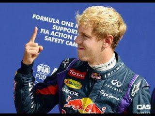 MAGAZINEF1.BLOGSPOT.IT: GP Italia 2013: Trionfo Red Bull-Vettel