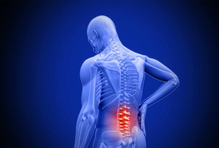 Come sbarazzarsi di dolore alla schiena, articolazioni e gambe